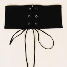 Cinturon con cordon