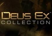 Deus Ex Collection Steam CD Key