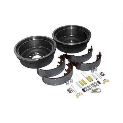 Crown Automotive Drum Brake Shoe And Drum Kit - 52001915K