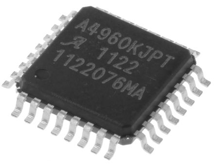 Allegro Microsystems A4960KJPTR-T, BLDC Motor Controller, 50 V 32-Pin, LQFP