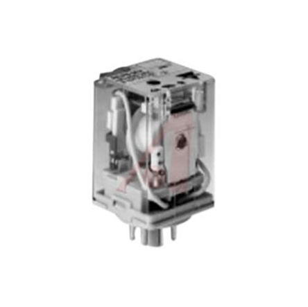 Carlo Gavazzi , 24V dc Coil Non-Latching Octal Relay DPDT, 10A Switching Current Plug In