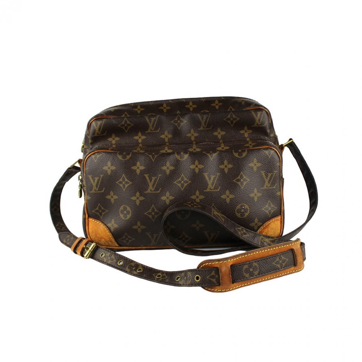 Bandolera Nile de Lona Louis Vuitton