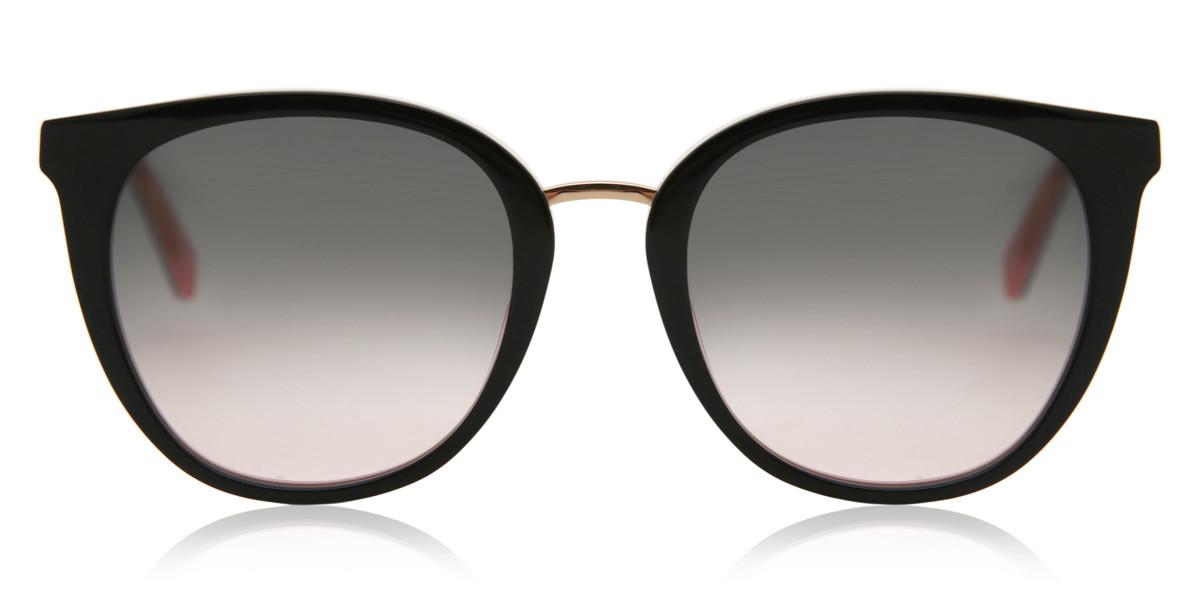 Moschino Love MOL016/S 807/JP Women's Sunglasses Black Size 51