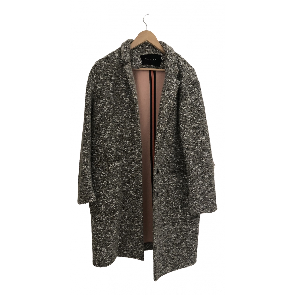Tara Jarmon \N Grey coat for Women 38 IT