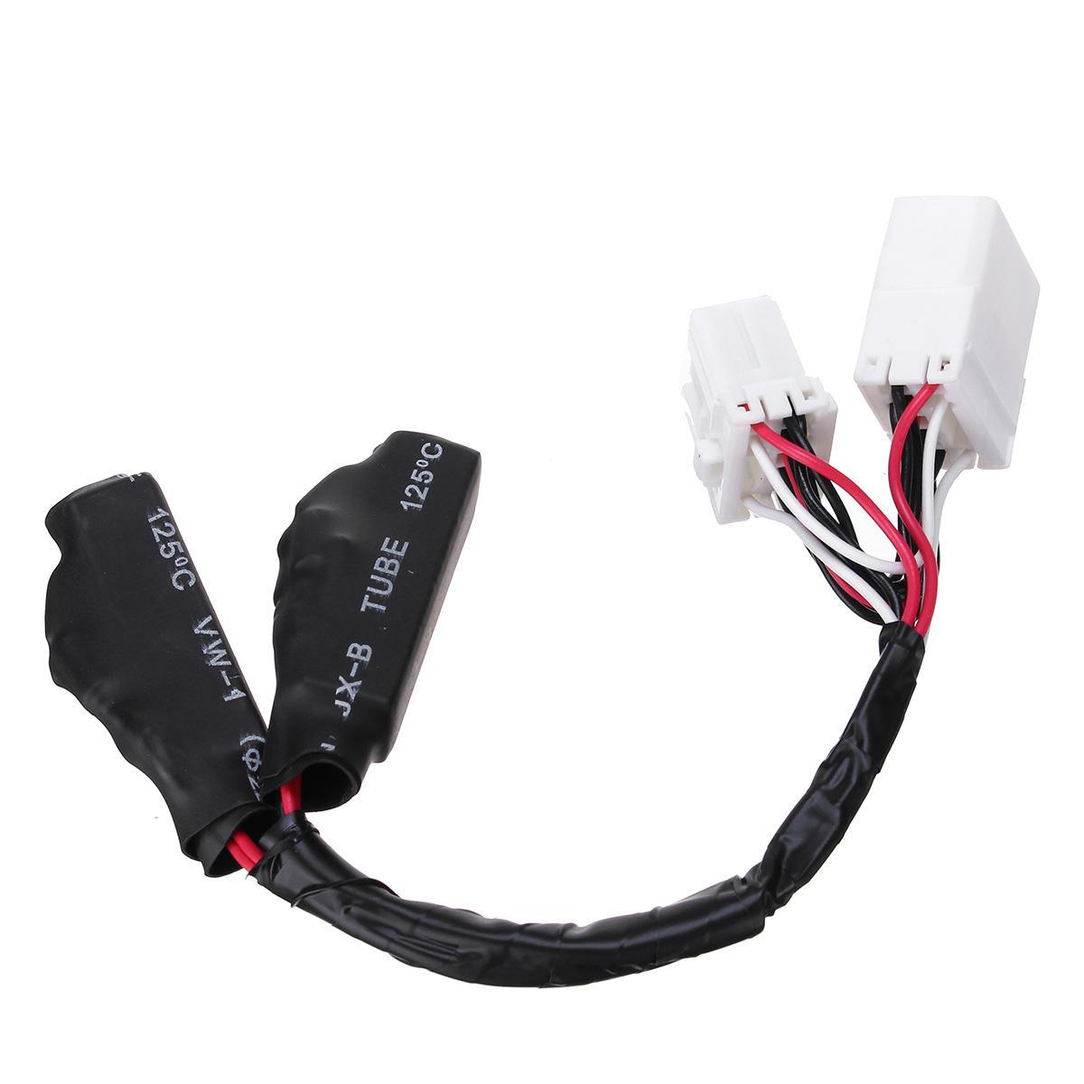 For Equalizer Harley Dynas Led Load Blinker Turn Signal Lights Resistor Plug