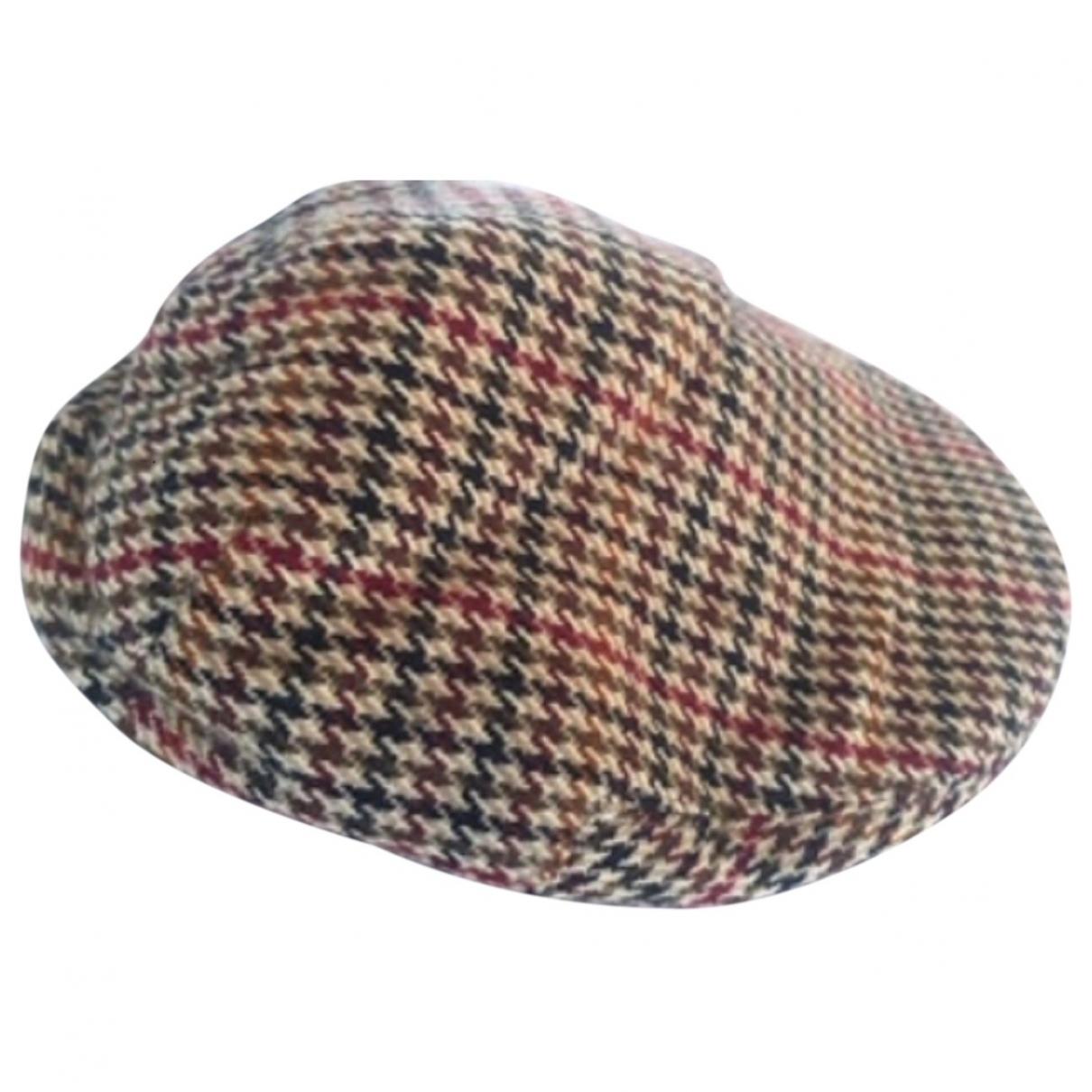 - Chapeau & Bonnets   pour homme en cachemire - marron