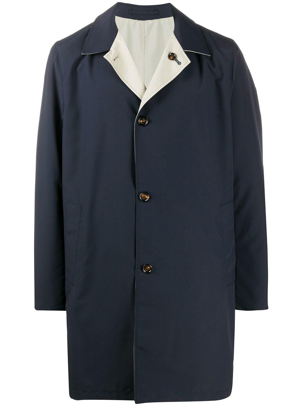 Ben Wool Blend Coat