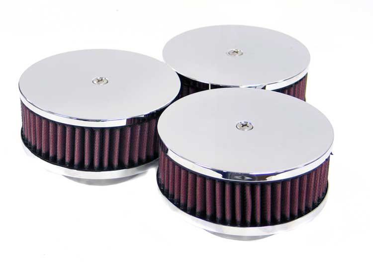 K&N 60-1350 Round Air Filter Assembly