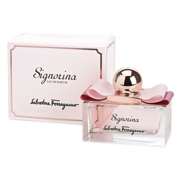 Salvatore Ferragamo - Signorina : Eau de Parfum Spray 1 Oz / 30 ml