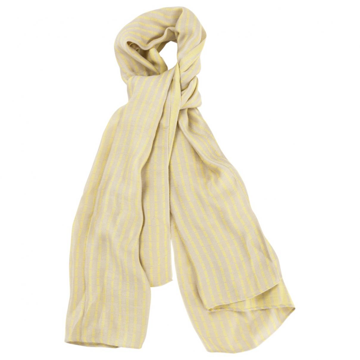 Cos \N Beige scarf for Women \N
