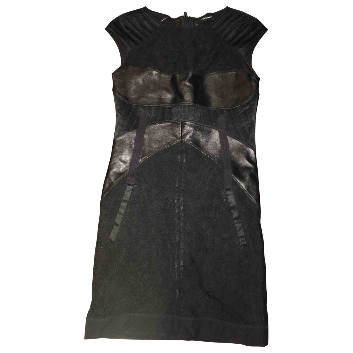 The Kooples \N Black Lace dress for Women 34 FR