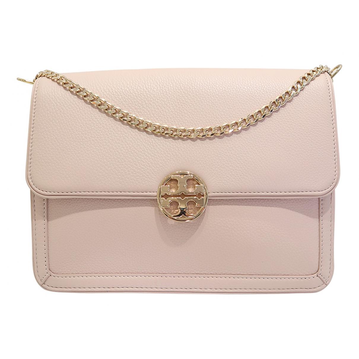 Tory Burch N Pink Leather handbag for Women N
