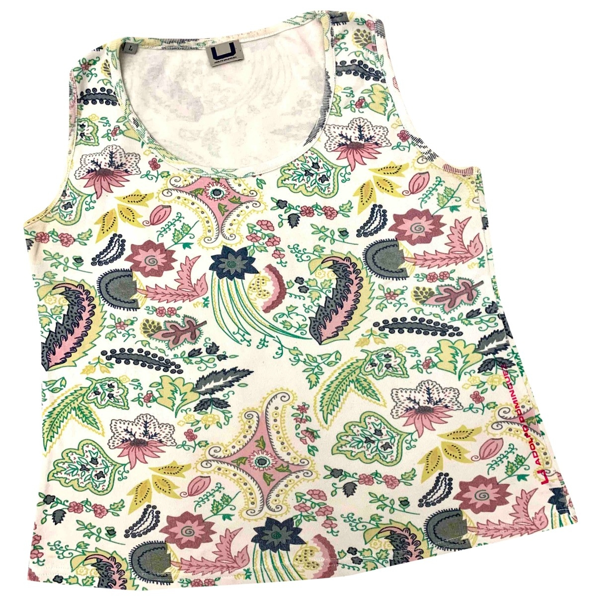 Adolfo Dominguez \N Multicolour Cotton  top for Women L International