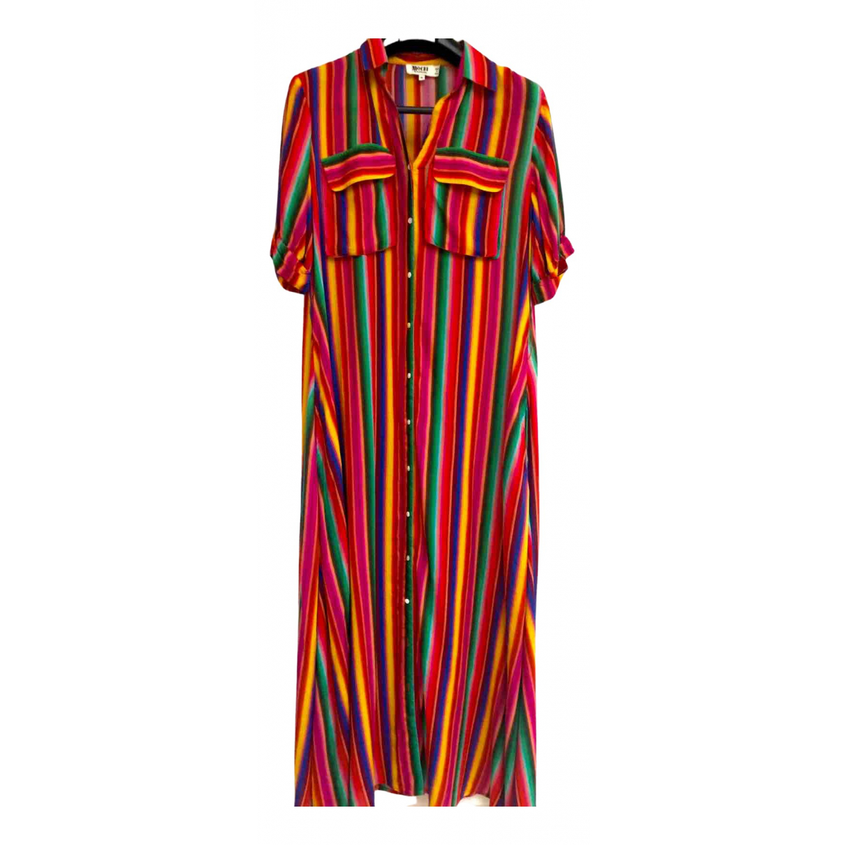 Mochi - Robe   pour femme - multicolore