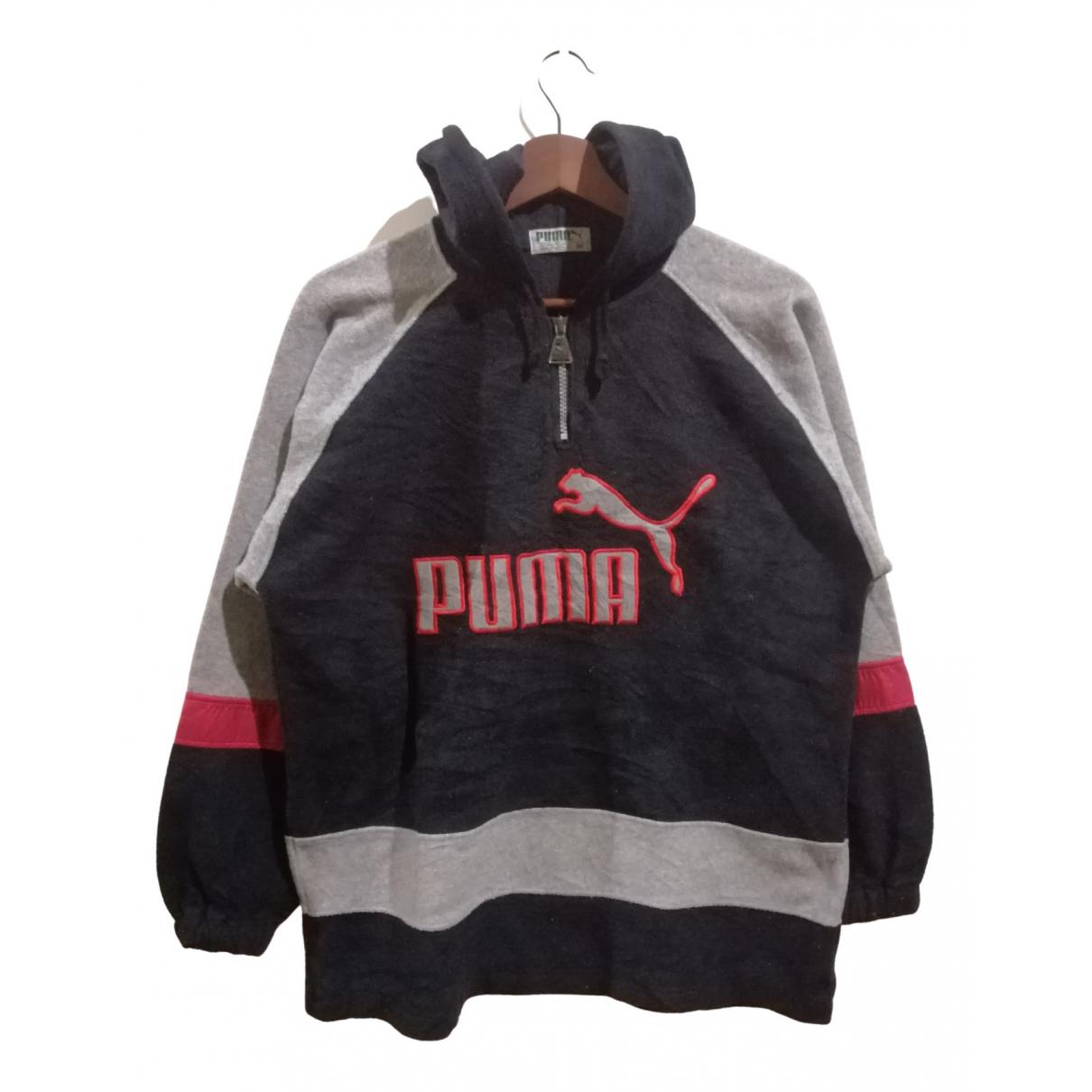 Puma - Pulls.Gilets.Sweats   pour homme en laine - noir
