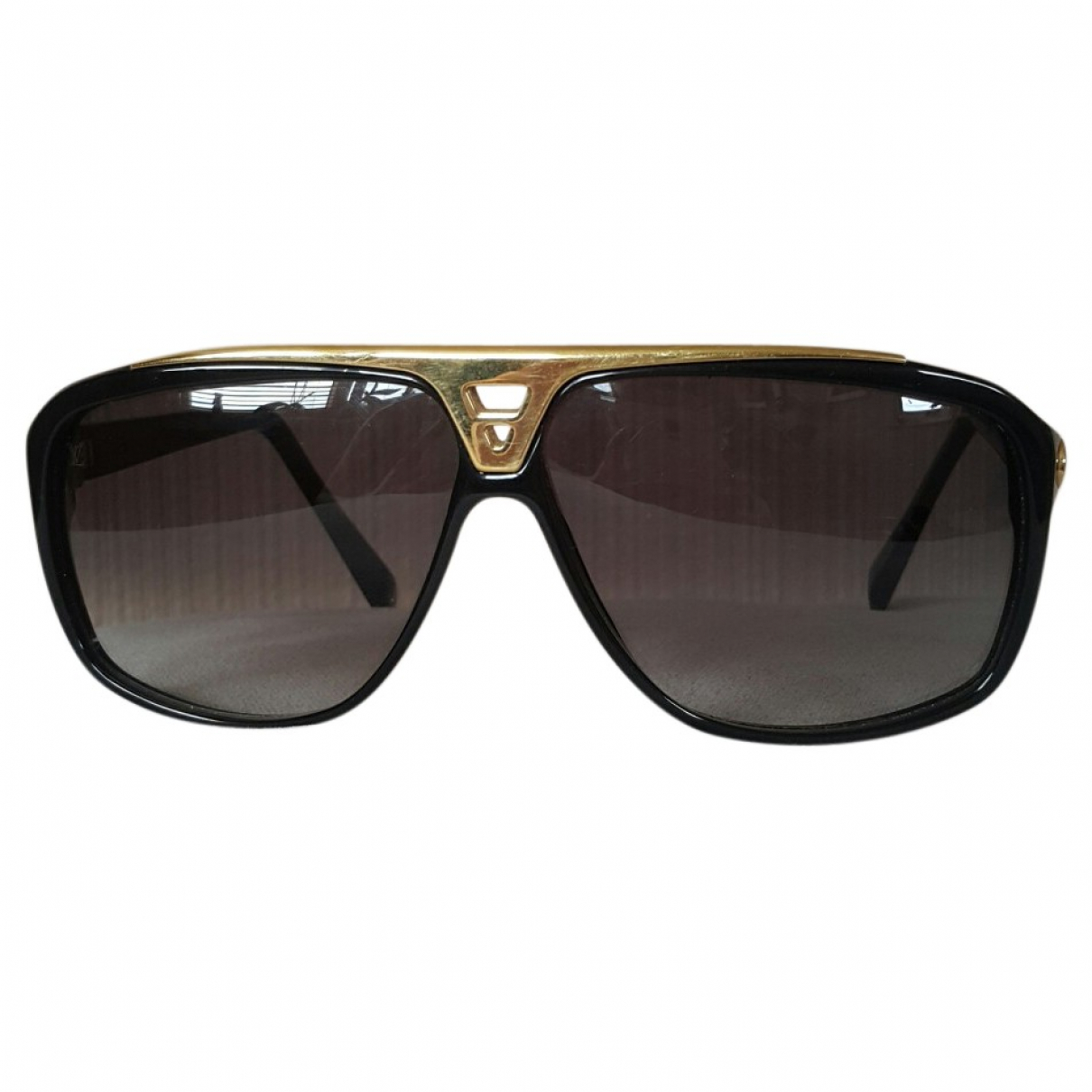 Louis Vuitton \N Black Sunglasses for Women \N