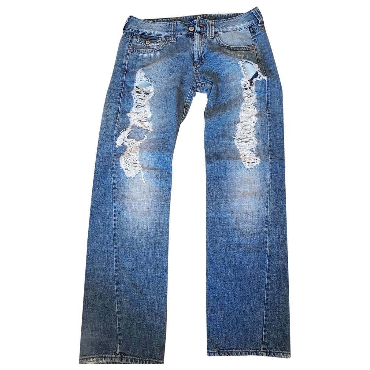 Vaquero bootcut Versace Jeans