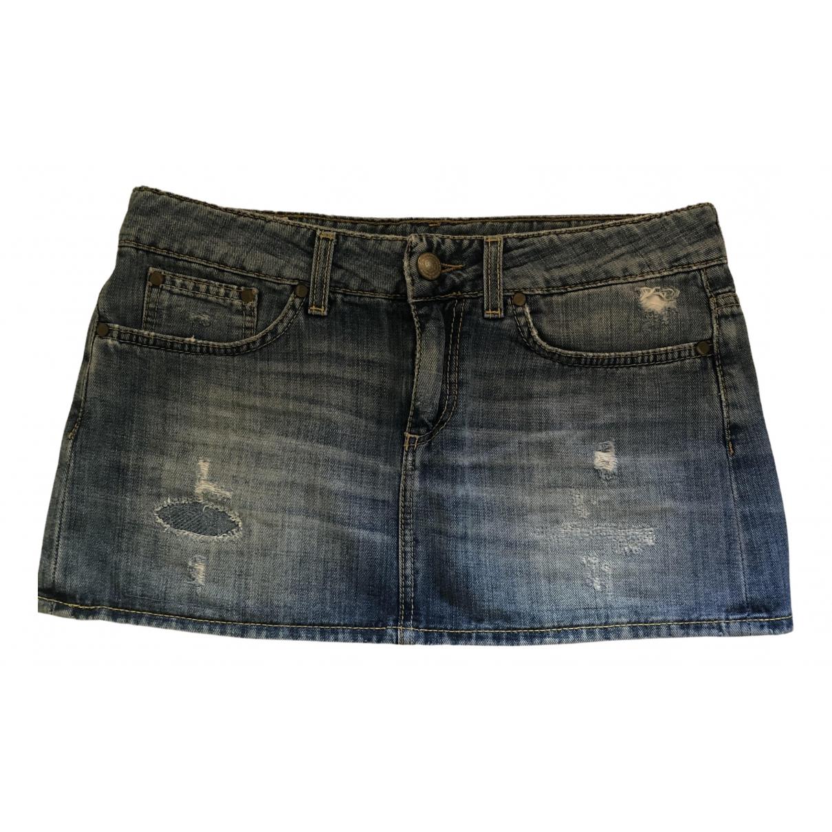 Dondup \N Rocke in  Blau Denim - Jeans