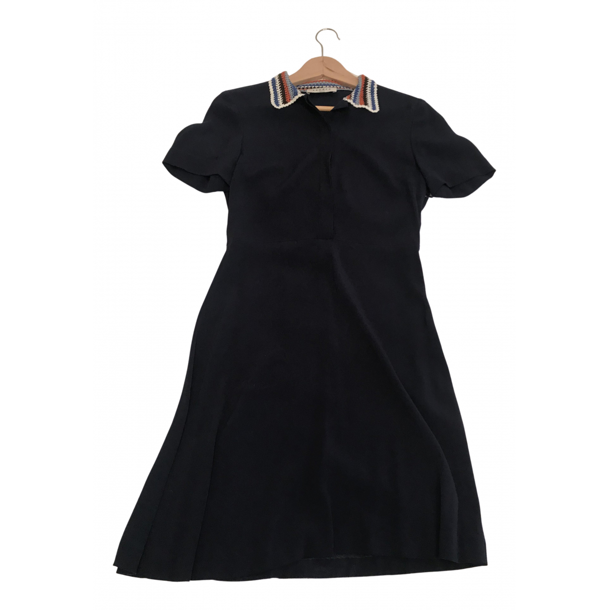 Sandro N Navy dress for Women 1 0-5