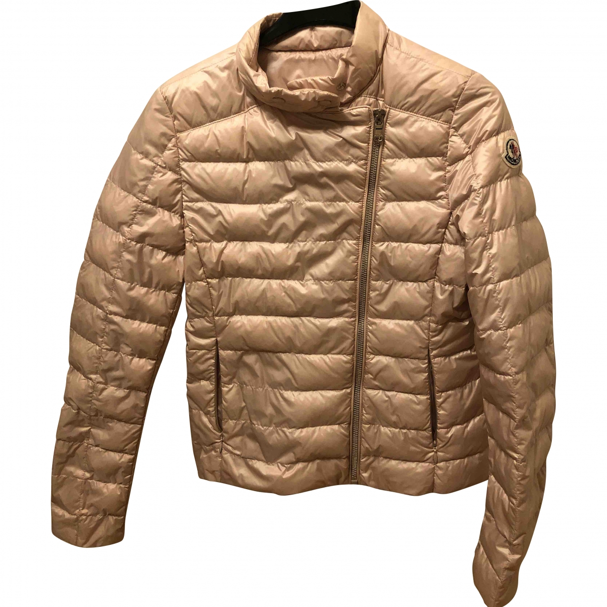Moncler \N Pink jacket & coat for Kids 12 years - XS FR