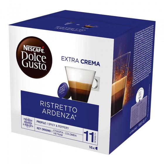 "Kaffeekapseln NESCAFE Dolce Gusto ""Ristretto Ardenza"", 16 Stk."
