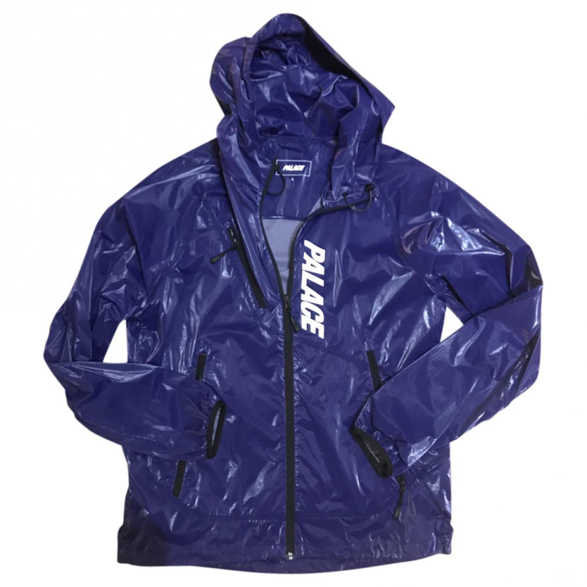 Palace \N Blue jacket  for Men L International
