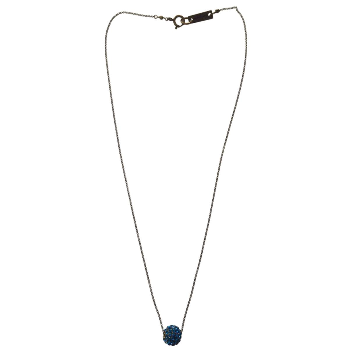 Isabel Marant \N Kette in  Blau Metall