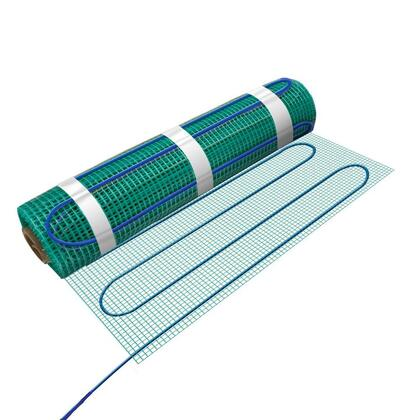 TRT120-1.5x27 1.5' x 27' Tempzone Flex Roll with 120V  40.5 Sq. Ft. Coverage  5.1 Amps and 2073 BTU Per
