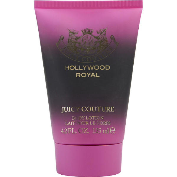 Hollywood Royal - Juicy Couture Pflegelotion fuer den Korper 125 ml