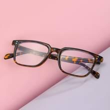 Tortoiseshell Frame Eyeglasses
