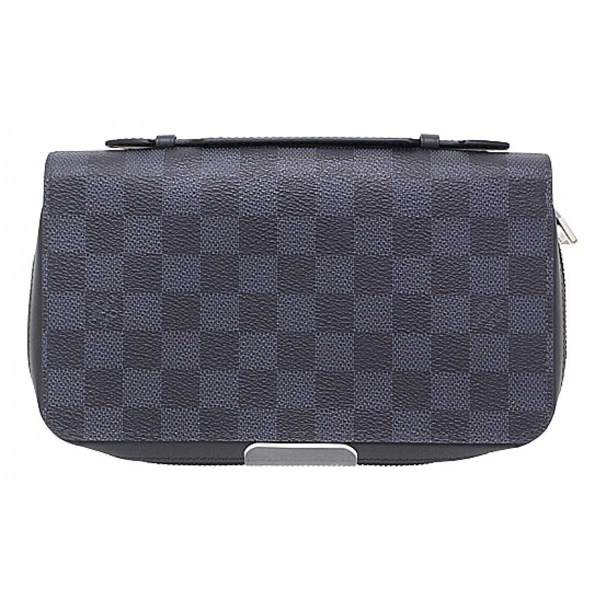 Louis Vuitton N Anthracite Cloth Small bag, wallet & cases for Men N