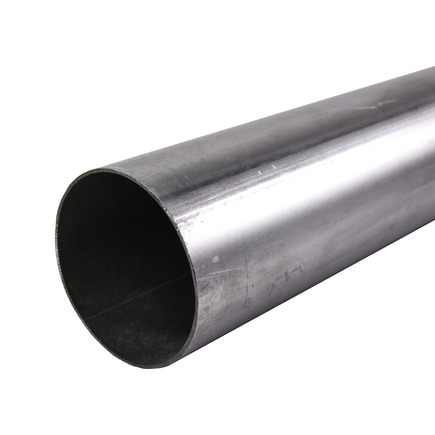 Power Products 52400A - Stack Pipe Straight Cut 5od Alumnzd