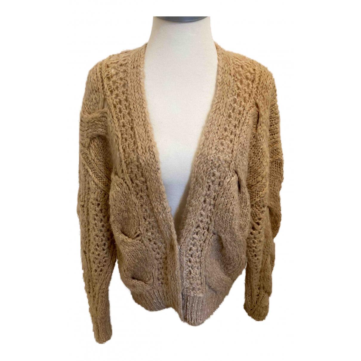 Iro - Pull Spring Summer 2020 pour femme en laine - beige