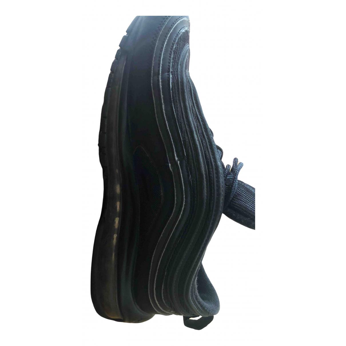 Nike Air Max 97 Black Cloth Trainers for Men 43 EU