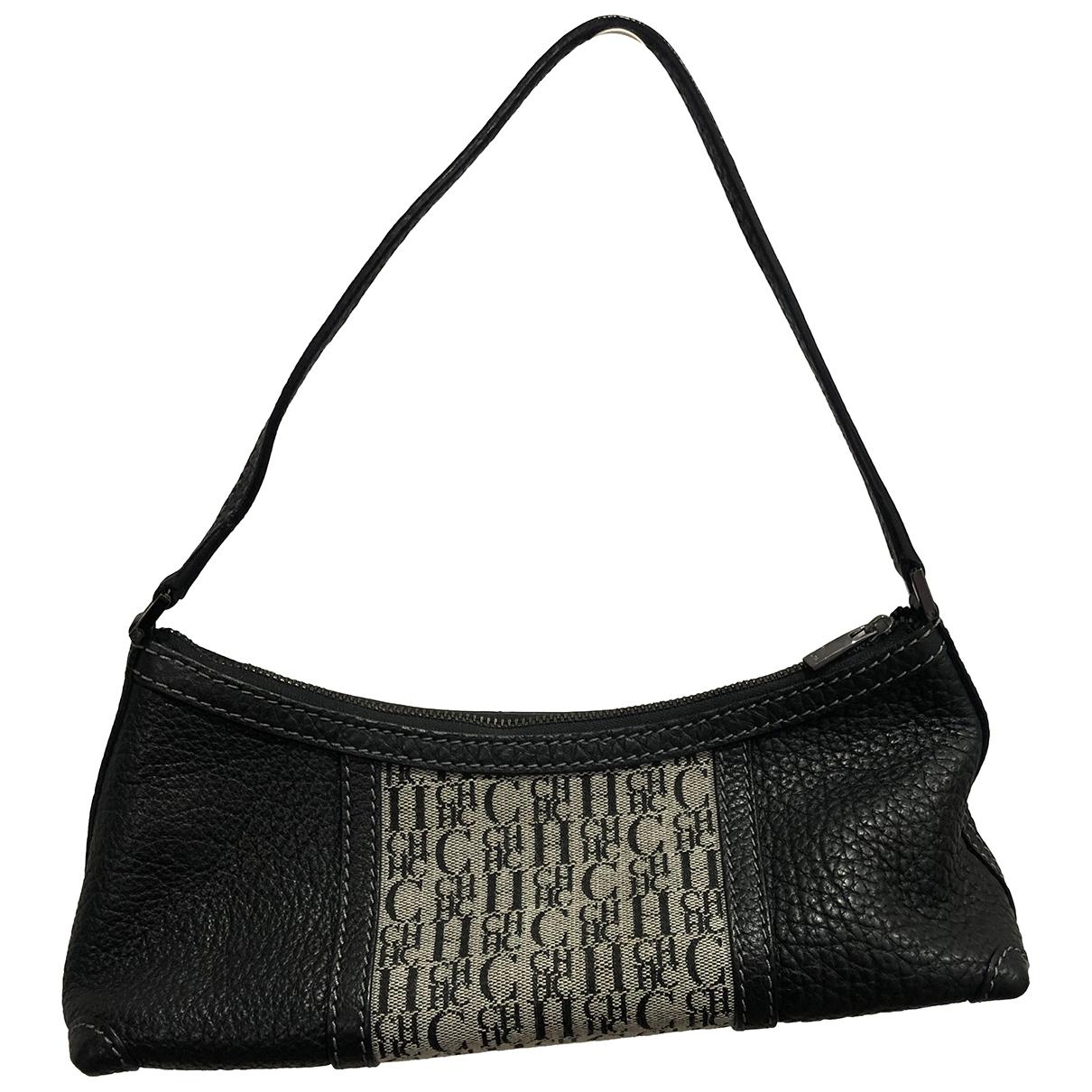 Carolina Herrera \N Black Fur Clutch bag for Women \N