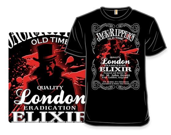 Jacks Elixir T Shirt