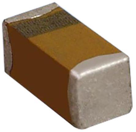 AVX Tantalum Capacitor 4.7μF 10V dc Electrolytic Solid ±20% Tolerance , TAC (500)