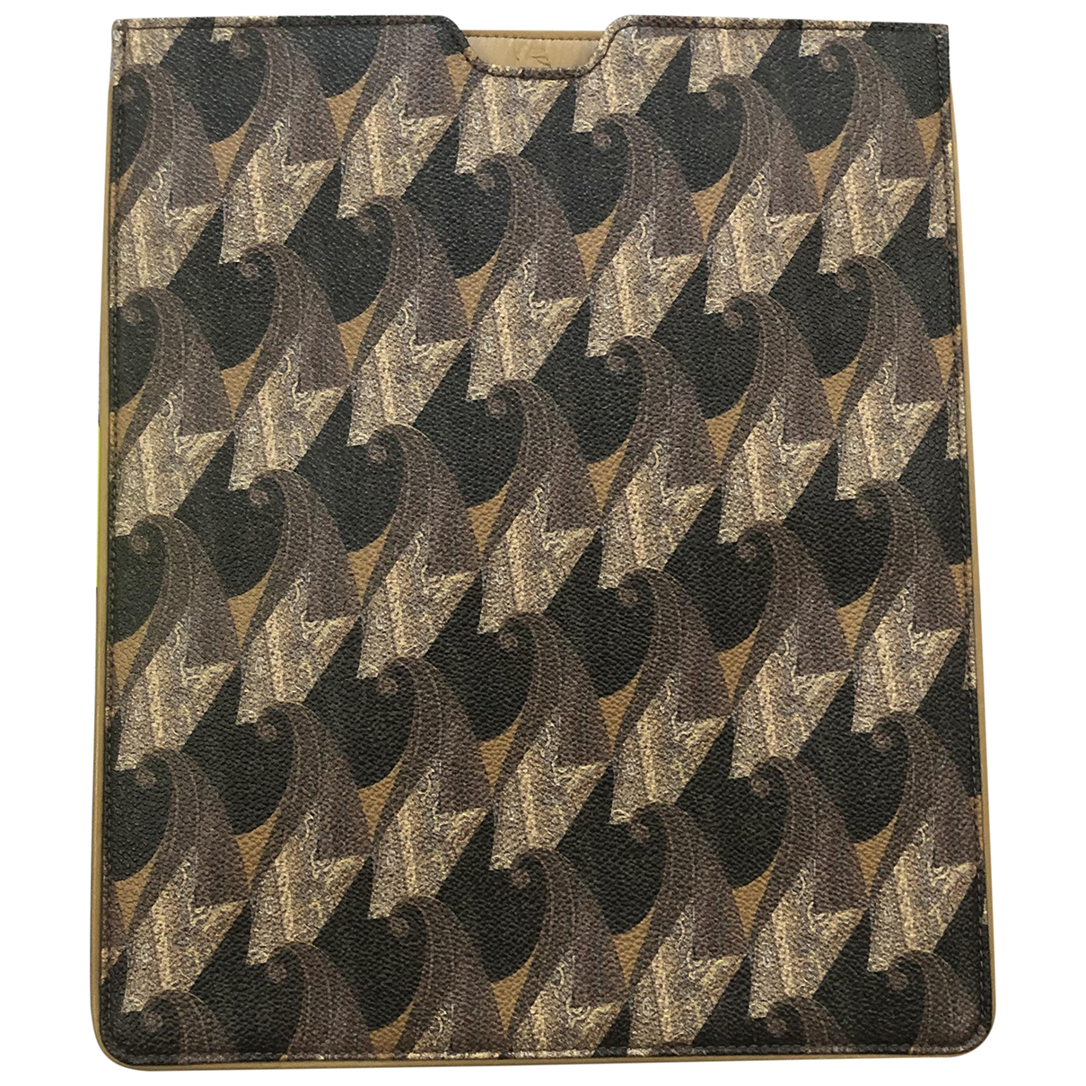 Etro N Multicolour Small bag, wallet & cases for Men N