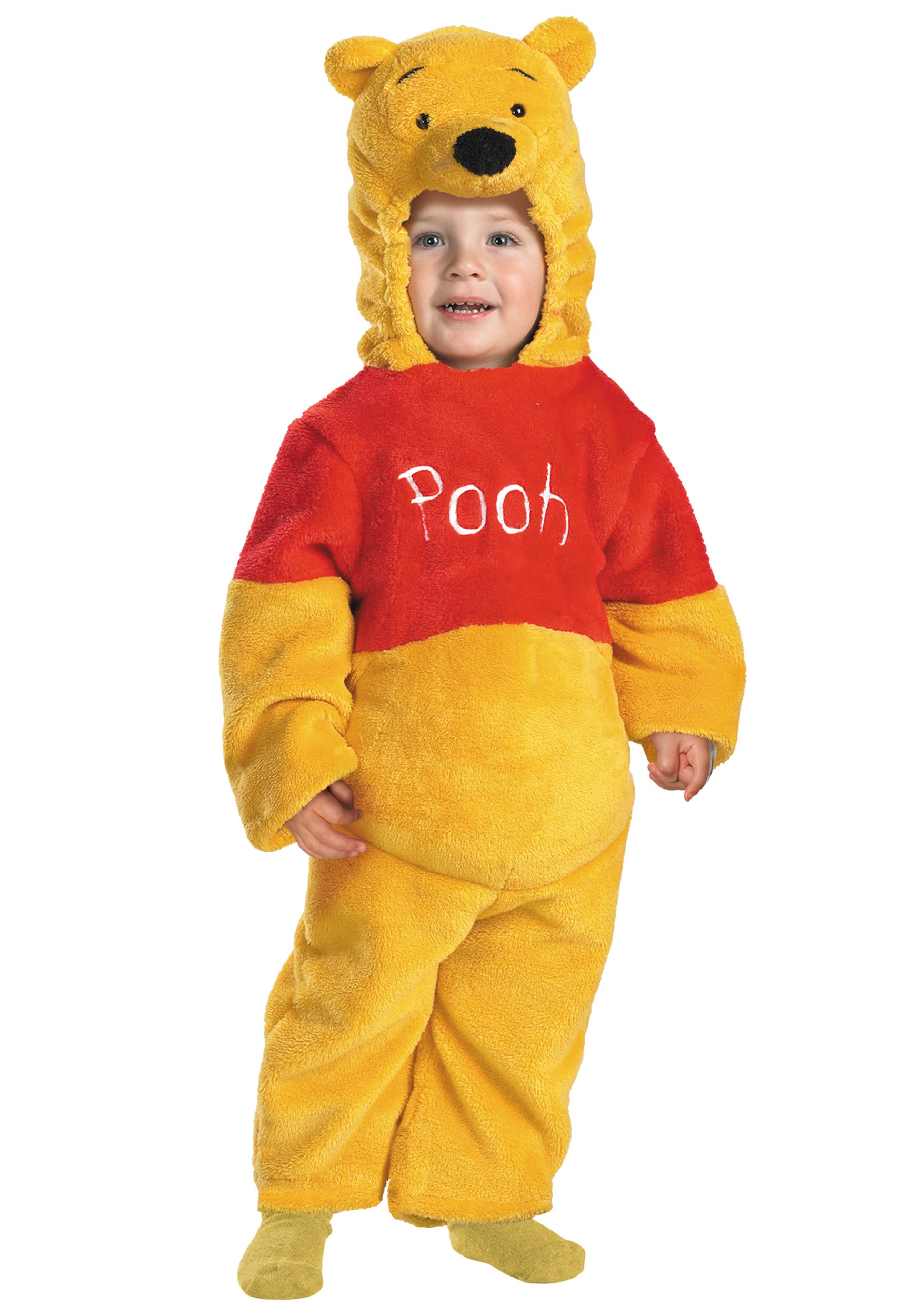 Deluxe Winnie the Pooh Costume for Toddler