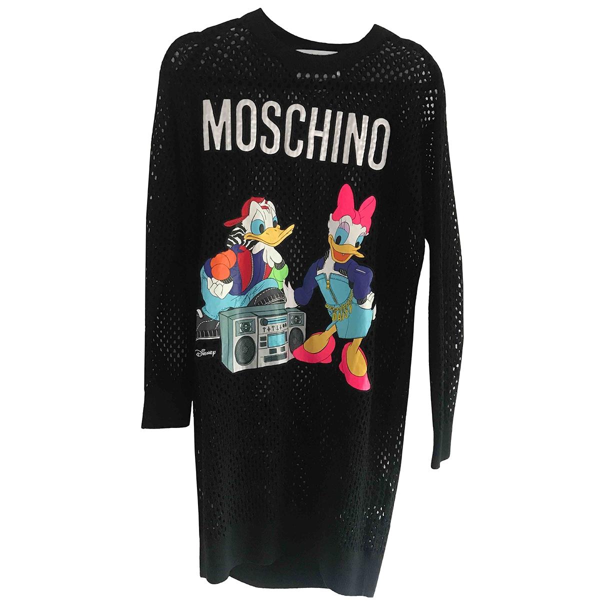 Moschino For H&m \N Black Wool dress for Women XS International