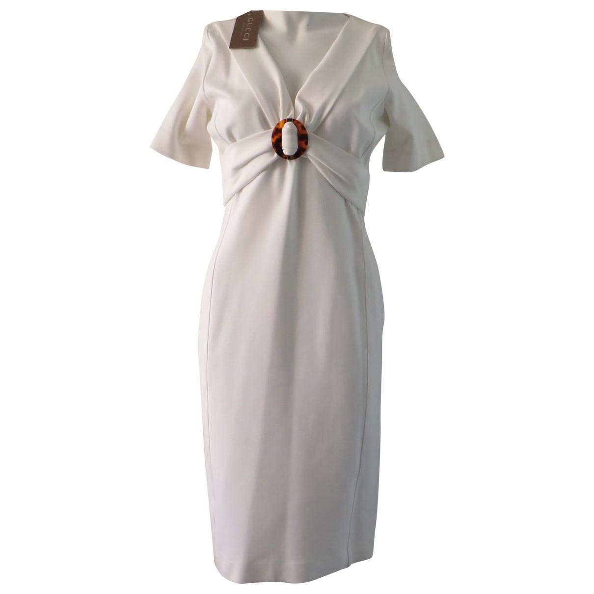 Gucci - Robe   pour femme - blanc