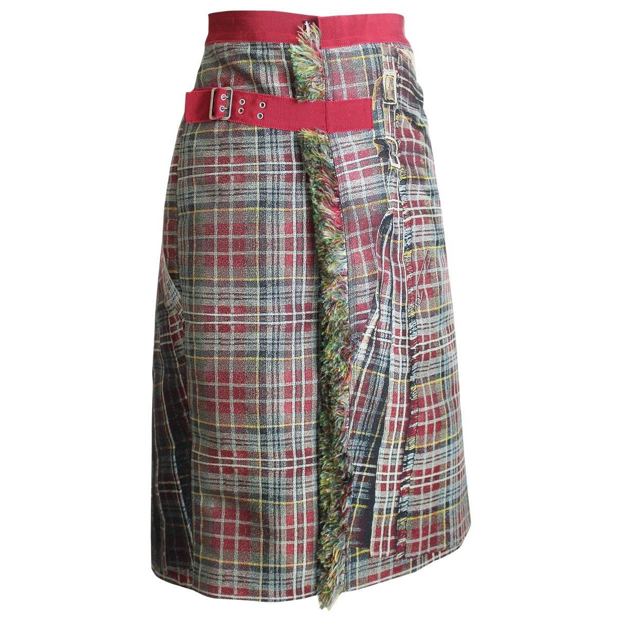Jean Paul Gaultier \N Multicolour skirt for Women 38 FR