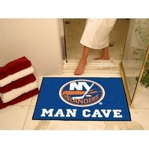 NHL - New York Islanders Man Cave All-Star Mat 33.75