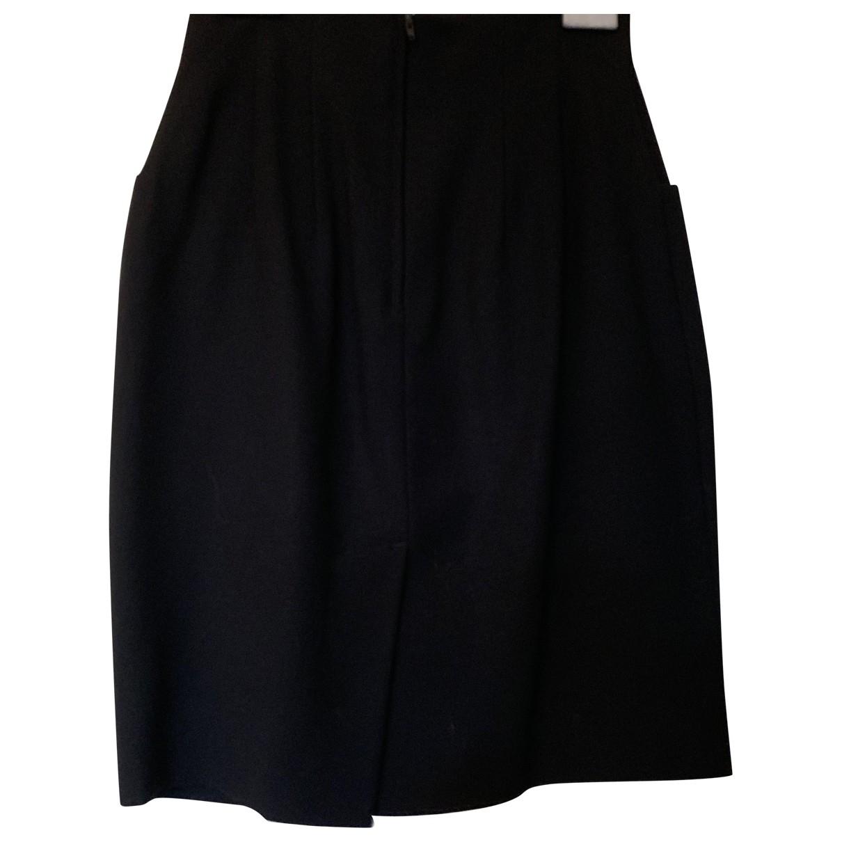Chantal Thomass - Jupe   pour femme en laine - noir