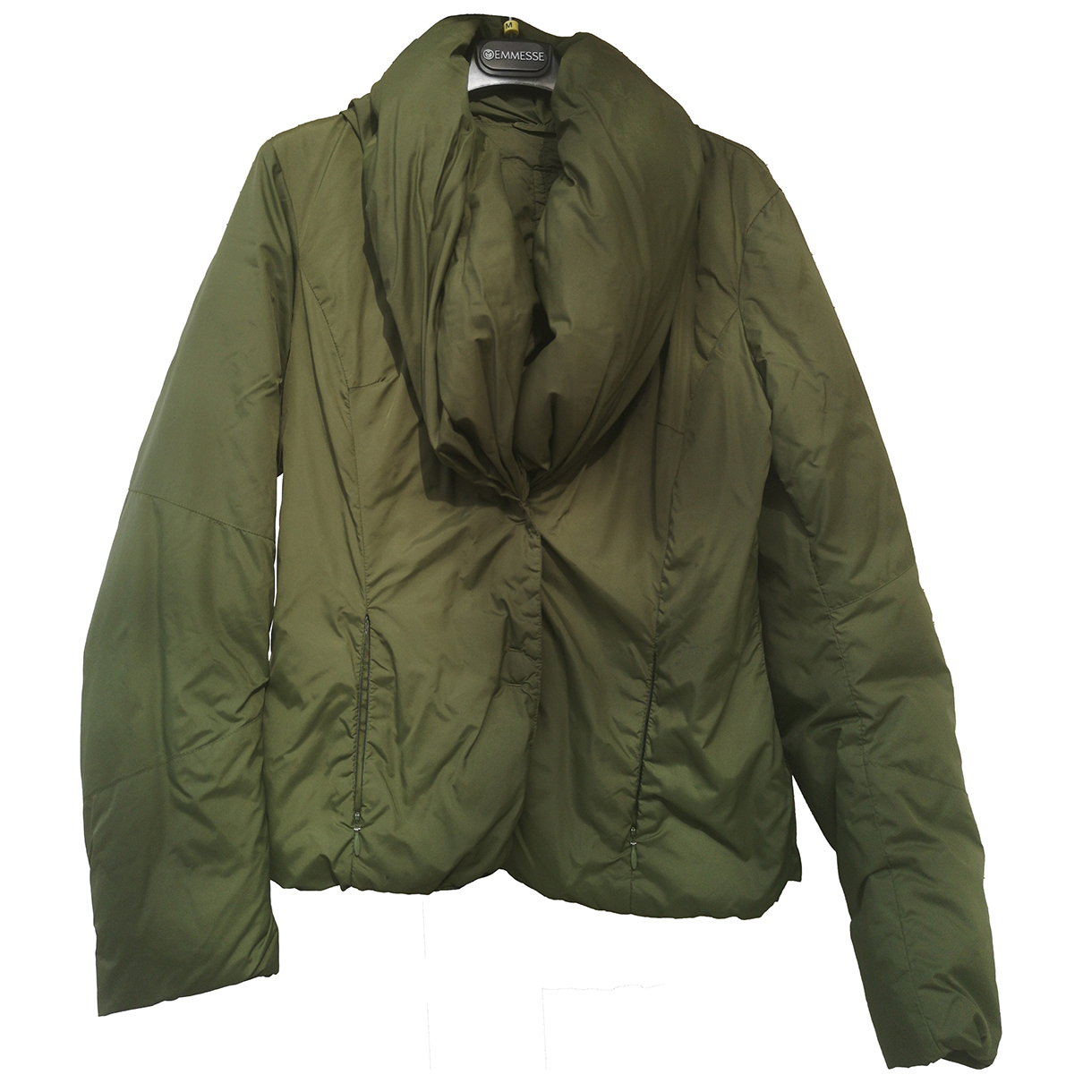 Add - Trench   pour femme - vert