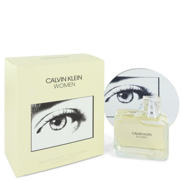 Calvin Klein Women - Calvin Klein Eau de toilette en espray 100 ML