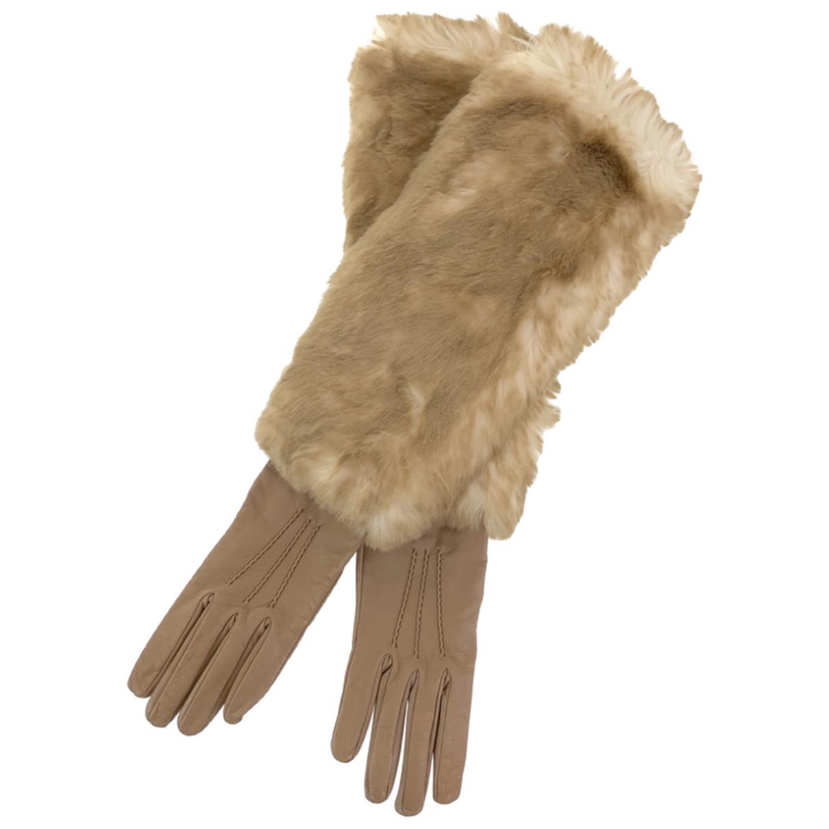 Prada \N Handschuhe in Leder