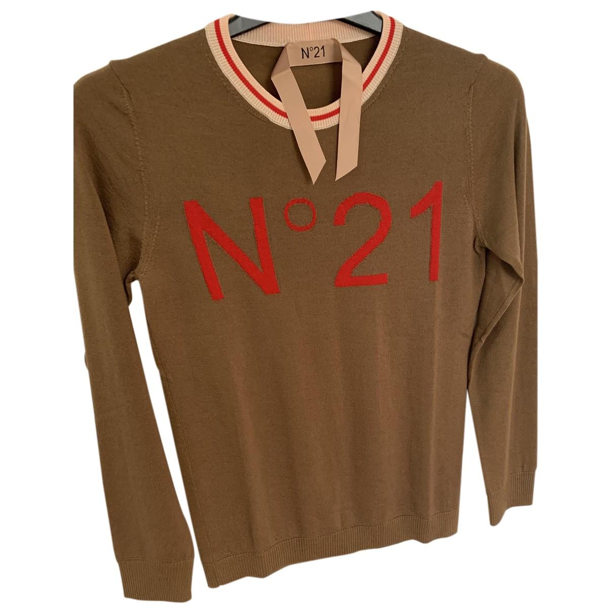 Jersey de Lana N°21