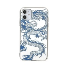 Chinese Dragon Print iPhone Case