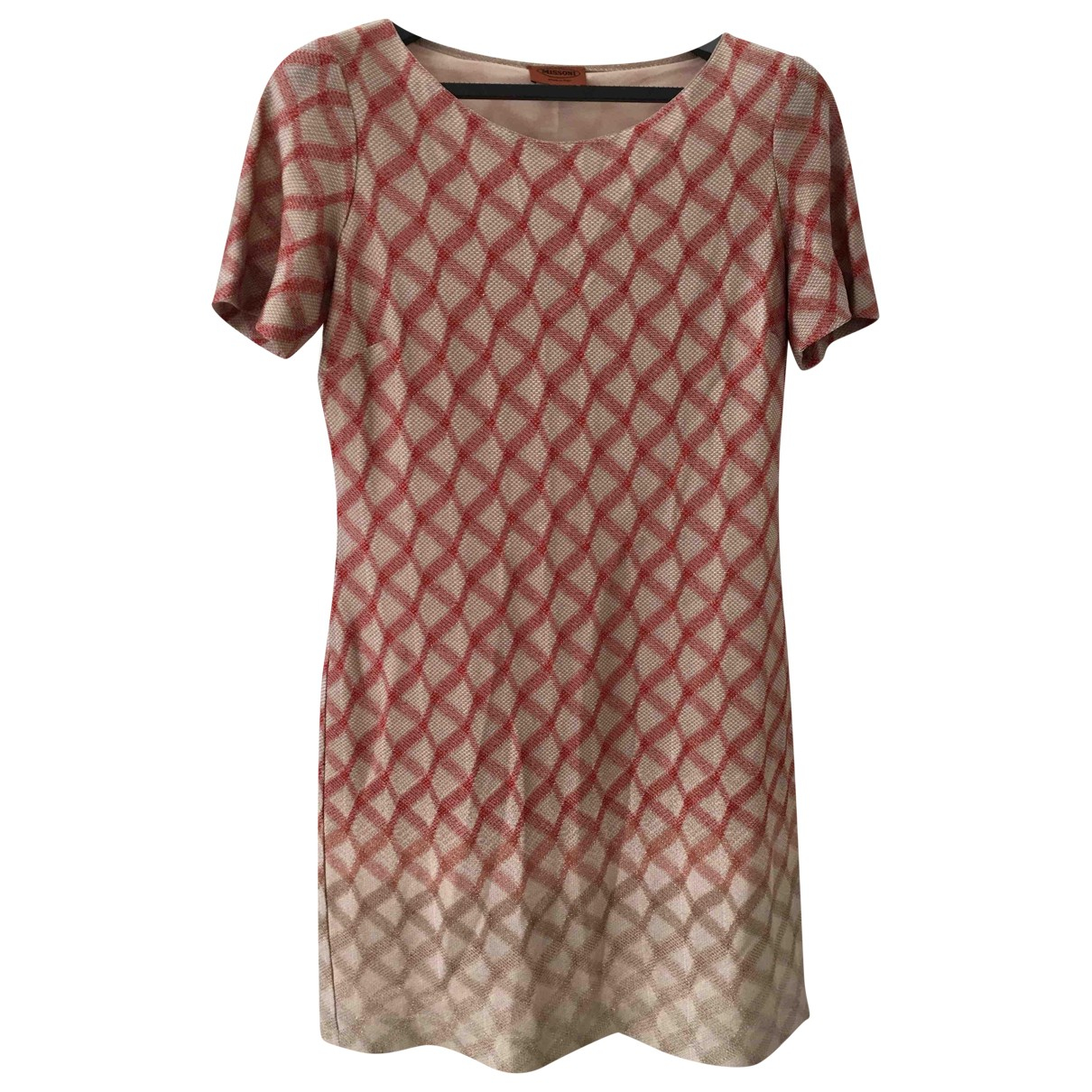 Missoni \N Pink dress for Women 38 FR